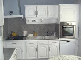 cuisine blanche et grise peinture grise pour cuisine cuisine aubergine et gris peinture