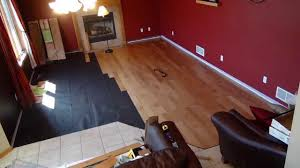 Cost Of Labor To Install Laminate Flooring 15 Hours Of Labor Laying A Manufactured Hardwood Floor In 40