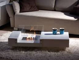 Indoor Firepit The Indoor Firepit Houzz About Pit Coffee Table Decor Top
