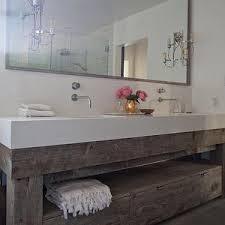 Wood Bathroom Vanity by Reclaimed Wood Vanity Google Search Ok So I Love Bathrooms
