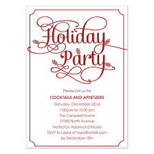 Free Christmas Party Invitation Wording - free holiday party invitation templates holiday party invitation