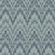Robert Allen Drapery Fabric 259138 Lahab Stitch Denim By Robert Allen