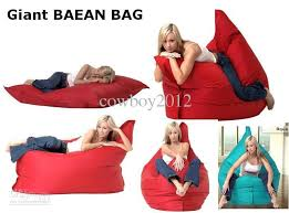 2017 giant extra 140 180cm large size bean bag lazy beanbag