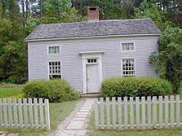 what is a saltbox house hale farm and village virtual tour western reserve public media