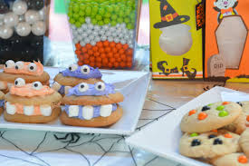 halloween cookbook spooky monster cookies 50 candy giveaway