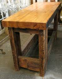 Antique Butcher Block Kitchen Island Kitchen Kitchen Island With Trash Storage Butcher Block Islands