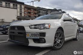 silver mitsubishi lancer mitsubishi lancer evolution x 3 may 2017 autogespot