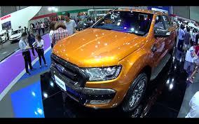 Ford Ranger Truck Colors - new pickup ford ranger 2015 2016 2017 gold youtube