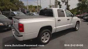 Dodge Dakota Used Truck Bed - autoline preowned 2007 dodge dakota slt for sale used walk around
