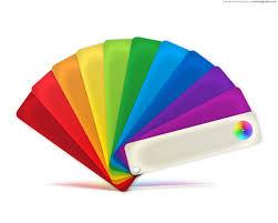 color palette icon psd psdgraphics