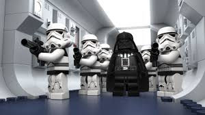 lego star wars droid tales stormtrooper hd 4k wallpaper