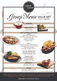 miam miam cuisine miam miam menu value set