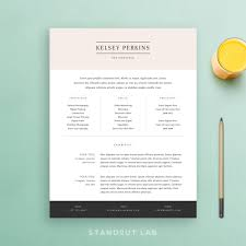 resume templates that stand out standout lab professionally designed resume features