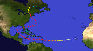 Hurricane Map Image Super Hurricane Michael Map Png Hypothetical Hurricanes