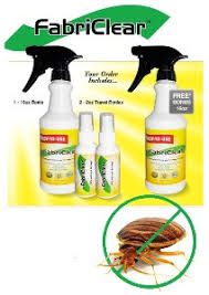 Bed Bug Sprays Fabriclear Bed Bug Spray
