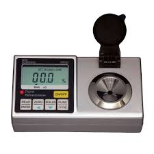 lab refractometer digital sugar brix sper scientific