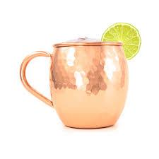 copper mug copper mug moma design moscow mule copper mug 24 oz
