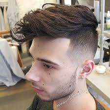 Mens Hairstyle Shaved Sides Long Top by Mens Hairstyles 2016 Short Sides Long Top Short Sides Long Top
