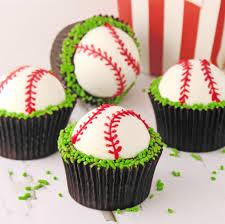 baseball dessert for dad easybaked
