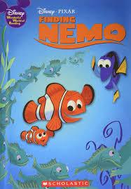 finding nemo disney pixar disney u0027s wonderful reading