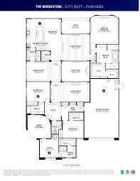 Ellington Floor Plan New Homes For Sale Goodyear Avondale Real Estate Litchfield Park