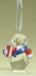 cube snowman ornament item 135148 the mouse