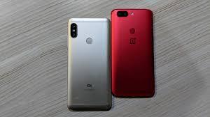 Redmi Note 5 Pro Comparison Xiaomi Redmi Note 5 Pro Vs Oneplus 5t Techradar