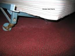 Bed Frame Repair Broken Bed Frame Picture Of Budget Inn U0026 Suites At The Falls