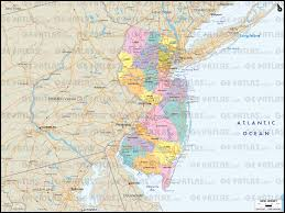 Canada Map With Cities New Jersey To Canada Map Pairs And Spares