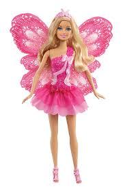 amazon com barbie beautiful fairy barbie doll toys u0026 games