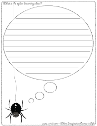 halloween writing practice free printouts worksheets