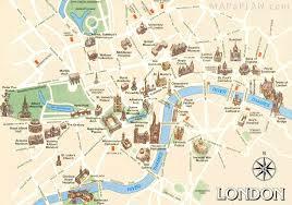 Map Of England And France by Best 25 Tourist Map Of London Ideas On Pinterest Tube Map Of