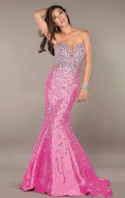 pink wedding dresses gorgeous look of hot pink mermaid wedding dresses cherry