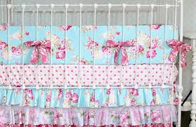 bedding set chic crib bedding amazing shabby chic nursery