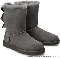 buy ugg boots nz general ugg boots bailey bow gray 7jlx womens shoes