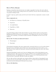 What Is The Best Type Of Resume by Types Of Skills For Resume Resume For Your Job Application