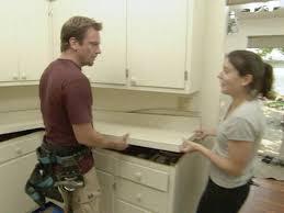 How To Remove A Kitchen Countertop - installing a tile countertop hgtv
