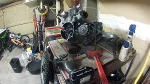 tear down honda cr125 cr250 cr500 engine 1981 2007 part 1 youtube