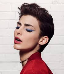 womens hairstyle spring 2015 9 pixie hair cut ideas for spring 2015 androgynous pinterest