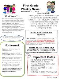 grade weekly news what s new this week we will be working