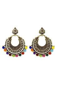 dangler earrings chandbali dangler earrings