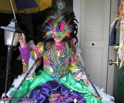 mardi gras costumes gras float costume