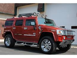 luxury hummer 2003 hummer h2 lux series