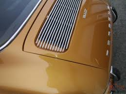 porsche 911t targa rare color excellent