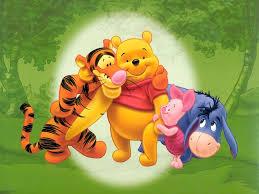 winnie pooh wallpaper number 2 1024 768 pixels