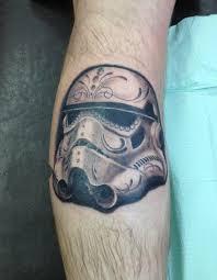 20 star wars stormtrooper leg tattoos