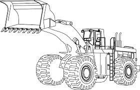 construction tools coloring pages construction equipment coloring pages chuckbutt com