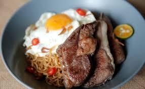 indomie lamb chop friedchillies u203a the all time food network