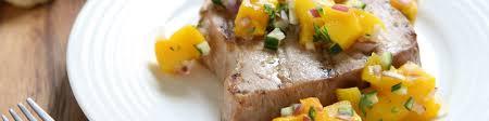 comment cuisiner le thon recettes à base de thon frais faciles rapides minceur pas cher