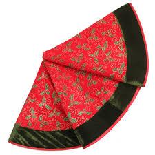 Poinsettia Christmas Tree Skirt Online Get Cheap Christmas Tree Skirt Leaf Aliexpress Com